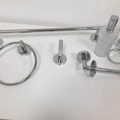 Set di accessori bagno
