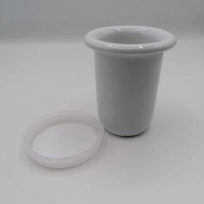 Bicchiere in ceramica BERTOCCI SERIE SCACCO (ricambio )